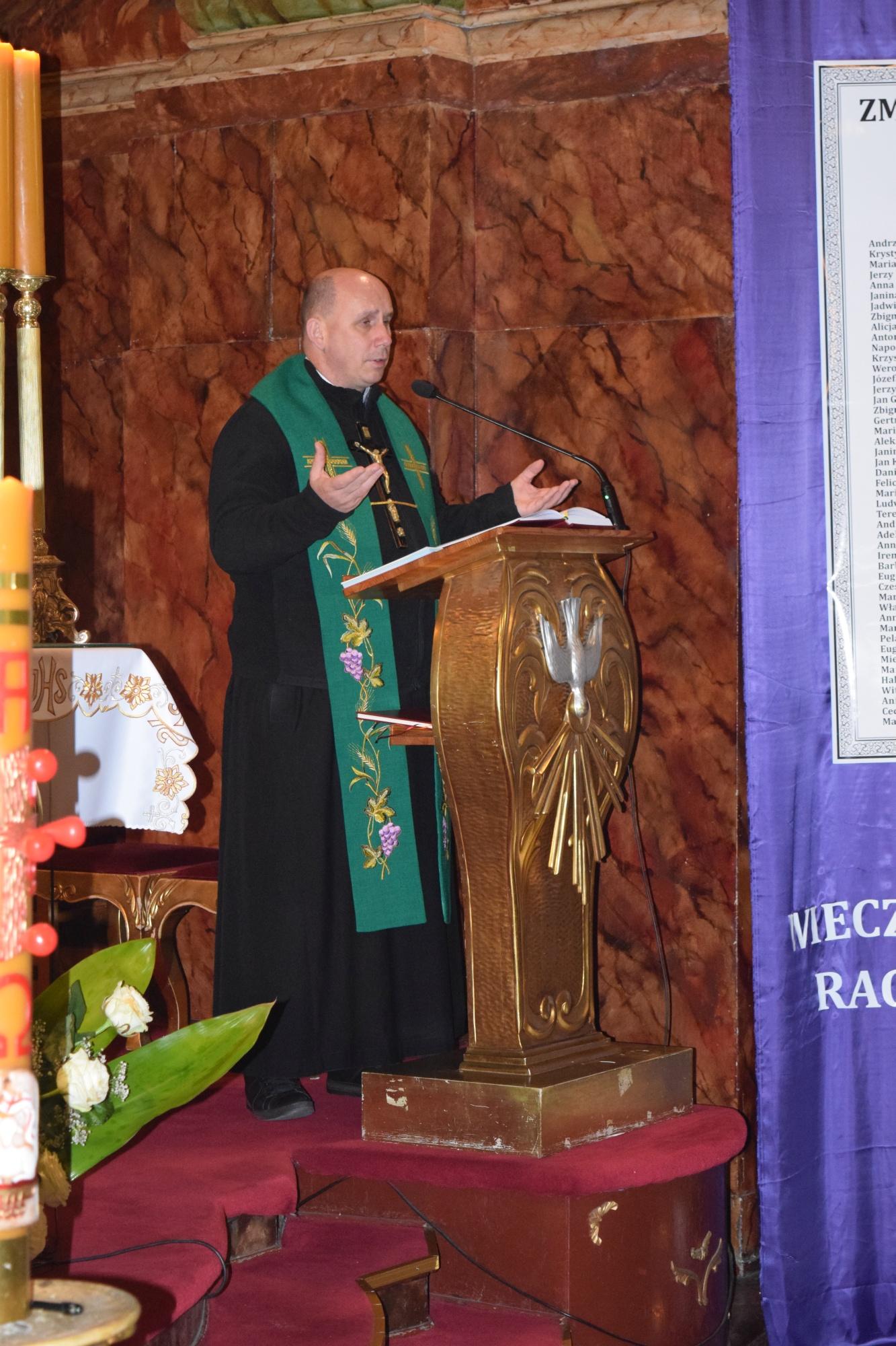 Rozpoczęcie Misji Świętych